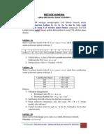 20110601 Soal2 Latihan - UAS Metode Numerik