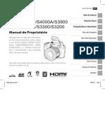 Câmera Digital Fujifilm S4000