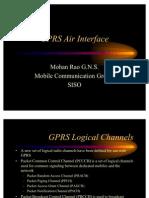 GPRS AirInteface