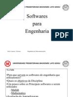 Notas de Aula sobre Software de Simulação em Engenharia