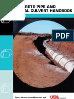 Concrete Pipes and Portal Culverts Handbook