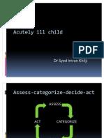 Acutely Ill Child