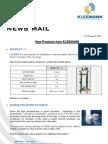 Kleemann NewsFax/Mail (082011) english version