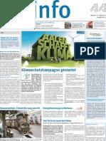 Stadtinfo Aalen - KW 32 - 2011