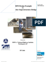 AASHTO - LRFD [Design Example for Steel Girder Superstructure Bridge - 2003]