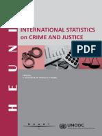 International Statistics on Crime and Justice