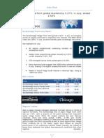 Eurekahedge Index Flash - August 2011