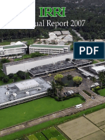 IRRI Annual Report 2007