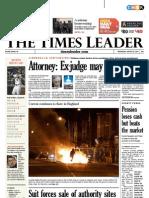 Times Leader 08-10-2011