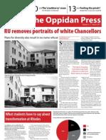 The Oppidan Press Edition 3 2011