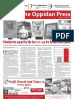 The Oppidan Press Edition 6 2011