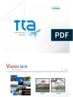 FTA - Viettrack Market Research 01-2010 - Tourism
