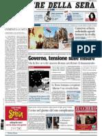 Corriere Della Sera 10.08.11
