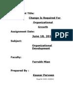 O.D Assignment 1
