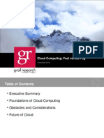 2010 Grail Research Cloud Computing