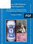 Doctors Folk Medicine and the Inquisition (T Walker)