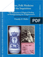 Doctors Folk Medicine and the Inquisition (T Walker)