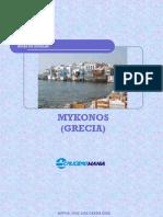 Guia Cruceromania de Mykonos (Grecia)