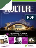 Kultur - Architektur und Moderne Kunst / Culture - Architecture et Art Moderne