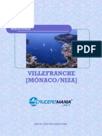 Guia Cruceromania de Villefranche - Monaco - Niza