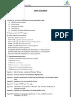 Utm Guideline