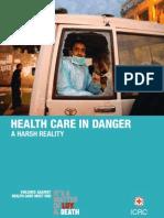 Health care in danger