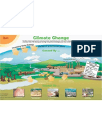 Climate Change Poster- English