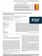 BaiTT6-2010-Does Governance Travel Around the World