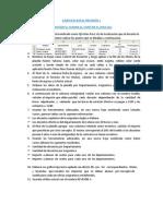 Ejercicios de Excel 2