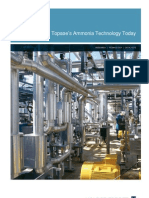 Ammonia Technology Today