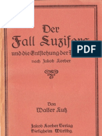 Walter Lutz - Der Fall Luzifers