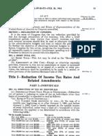 Revenue Act of 1964 (PL_88-272)