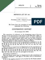 Senate Conference Report 92-553