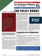 War Crimes Times Vol. III No. 3 Fall, 2011