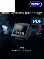 Retail Systems Technology - EPoS Systems Catalogue 2008