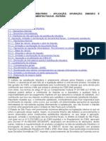 561_ICMS - SUBSTITUÍDO TRIBUTÁRIO - APLICAÇÃO, APURAÇÃO, EMISSÃO E ESCRITURAÇÃO DE DOCUMENTOS FISCAIS - ROTEIRO