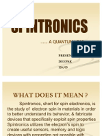 58874395-SPINTRONICS