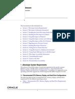 Installation Guide for Oracle JDeveloper