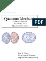 26171451 Quantum Mechanics