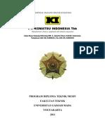 Proposal PT KOMATSU Cakung