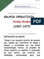 Grupos Operativos