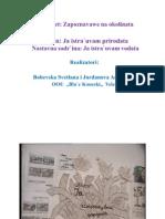 Istrazuvacki aktivnosti niz fotografi  za III odd. OOU-Blaze Koneski-Veles - S.Bobevska i A.Jordanova