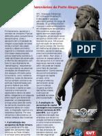 Carta Aberta dos Aeroviários de Porto Alegre - 08/2011