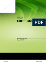 CUFFT Library