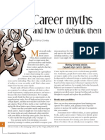 Career Myths