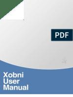 Xobni User Manual