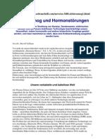 Strahlenterror - Elektrosmog und Hormonstörungen Von Dr. Sherrill Sellman