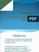 General Ida Des Sgc en Salud