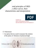 Principles of ORD