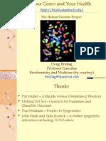 Genome Databases Bio84